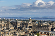 Great Britain, Scotland, Edinburgh, Old town with Museums Galleries Scotland and the Balmoral Hotel - FOF09557