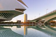 Spain, Valencia, Ciudad de las Artes y de Las Ciencias - JPF00296
