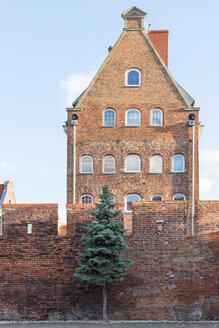 Poland, Pomerania, Gdansk, City wall - CSTF01521