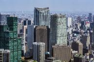 Japan, Tokyo, City view - THAF02071