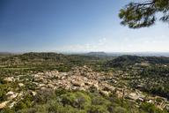 Spain, Mallorca, Mancor de la Vall, View - SRF00893
