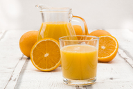 Freshly squeezed orange juice - LVF06469