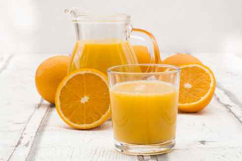 Freshly squeezed orange juice - LVF06469