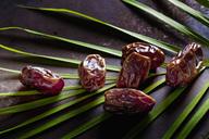 Dates on palm leaf - CSF28590