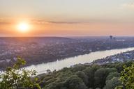 Germany, North Rhine-Westphalia, Bonn in the evening - PVCF01228