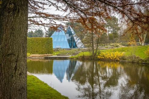 Germany, Hamburg, Hamburg-Osdorf, Botanical Garden, Loki-Schmidt-Garten of University Hamburg - KEB00696