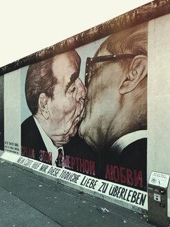 Germany, Berlin, East Side Gallery - GW05345