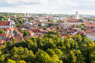 Lithuania, Vilnius, Old town - CSTF01547