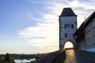 Germany, Baden-Wuerttemberg, Breisach am Rhein, Hagenbach Tower - PUF01016