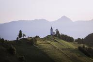 Slowenia Kranj, Church of Saints Primus and Felician in Jamnik - STCF00353