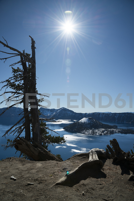 USA, Oregon, Klamath County, Crater Lake - STCF00377