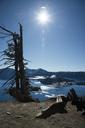 USA, Oregon, Klamath County, Crater Lake - STCF00377