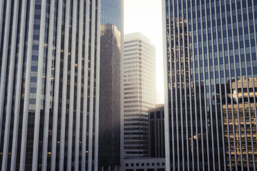 USA, California, San Francisco, office buildings - STCF00386