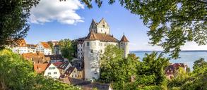 Germany, Baden-Wuerttemberg, Lake Constance, Meersburg, Meersburg Castle - PUF01028
