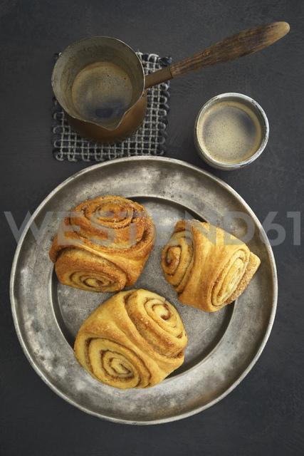 Home-baked Franzbroetchen - ECF01957