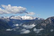 Austria, Styria, Salzkammergut, Ausseerland, Dachstein, Dachstein massif - WWF04030