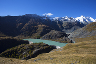 Austria, Carinthia, Margaritze reservoire, Grossglockner, Hohe Tauern National Park - WWF04103