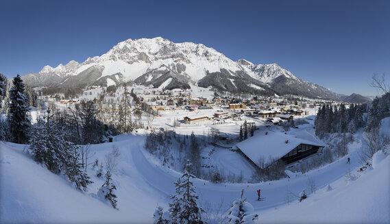 Austria, Styria, Liezen District, Ramsau am Dachstein, - WWF04107