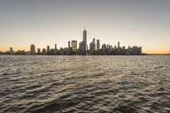 USA, New York City, Manhattan, New Jersey, cityscape - RPSF00127