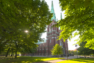 Finland, Helsinki, German church - CSTF01575