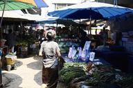 Thailand, Bangkok, street market - IGGF00369