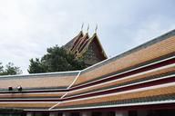 Thailand, Bangkok, buddhist temple - IGGF00381