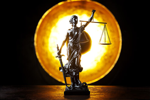 Lady Justice - CSF28660