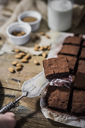 Homemade brownies - GIOF03749