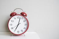 Red alarm clock - IGGF00387