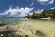 Mauritius, Cap Malheureux, view from Bain Boeuf Public Beach to Gunner's Coin - PCF00354