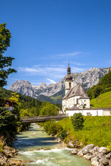 Germany, Bavaria, Ramsau - PUF01125