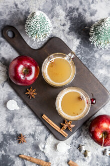 Apple punch, apple, cinnamon, star anise - SARF03489