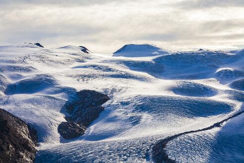 Switzerland, Valais, Zermatt, Monte Rosa, Monte Rosa massif, Monte Rosa Glacier, Gorner Glacier - WDF04341