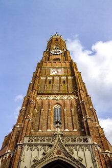 Germany, Bavaria, Landshut, St. Martin's Church - PUF01154