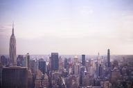 USA, New York City, Manhattan in the evening - CMF00779
