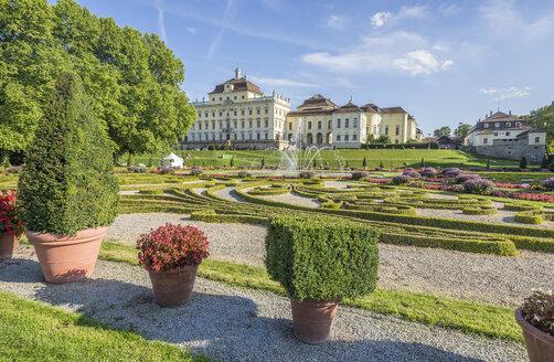 Germany, Baden-Wuerttemberg, Ludwigsburg, Ludwigsburg Palace - PVCF01263