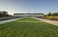 Germany, Baden-Wuerttemberg, Ludwigsburg, Ludwigsburg Palace in the evening - PVCF01272