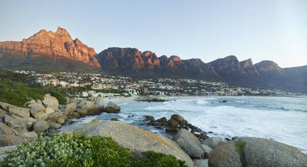 South Africa, Western Cape, Cape Town, Camps Bay, Twelve Apostles - CVF00069