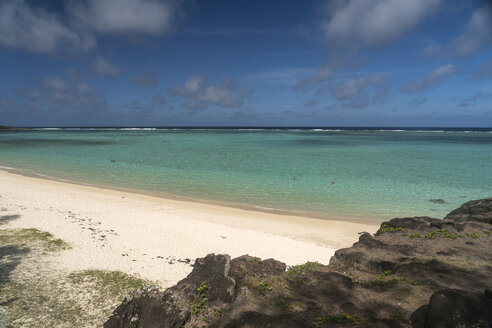Mauritius, Rodrigues island, Beach Anse Ally - PCF00356