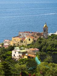 Italy, Campania, Gulf of Salerno, Sorrent, Amalfi Coast, Punta Lagno, Massa Lubrense and Santa Maria delle Grazie - AMF05606