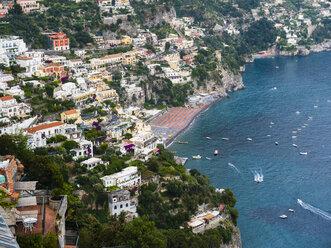 Italy, Campania, Sorrent, Amalfi Coast, Positano - AMF05615