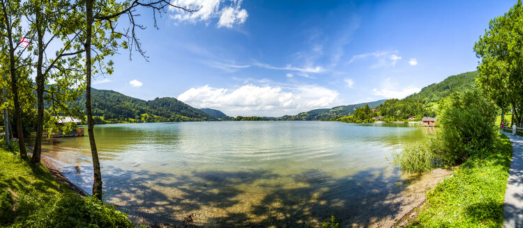 Germany, Bavaria, Lake Schliersee - PUF01165