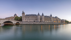France, Paris, Palais de la Cite, Conciergerie - RPSF00188
