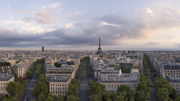 France, Paris, City view - RPSF00191