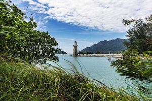 Malaysia, Pulau Langkawi, Light house - THAF02104