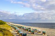 Germany, Mecklenburg-Western Pomerania, Zinnowitz, beach - PUF01234