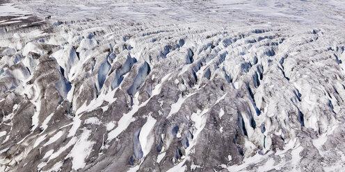 Switzerland, Valais, Alps, Rhone glacier - WDF04374