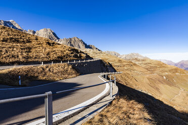 Switzerland, Valais, Alps, Furka pass - WDF04380