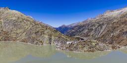 Switzerland, Valais, Alps, Bernese Oberland, Lake Grimsel - WDF04386