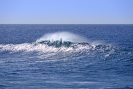 Spain, La Gomera, Atlantic Ocean, wave - SIEF07705